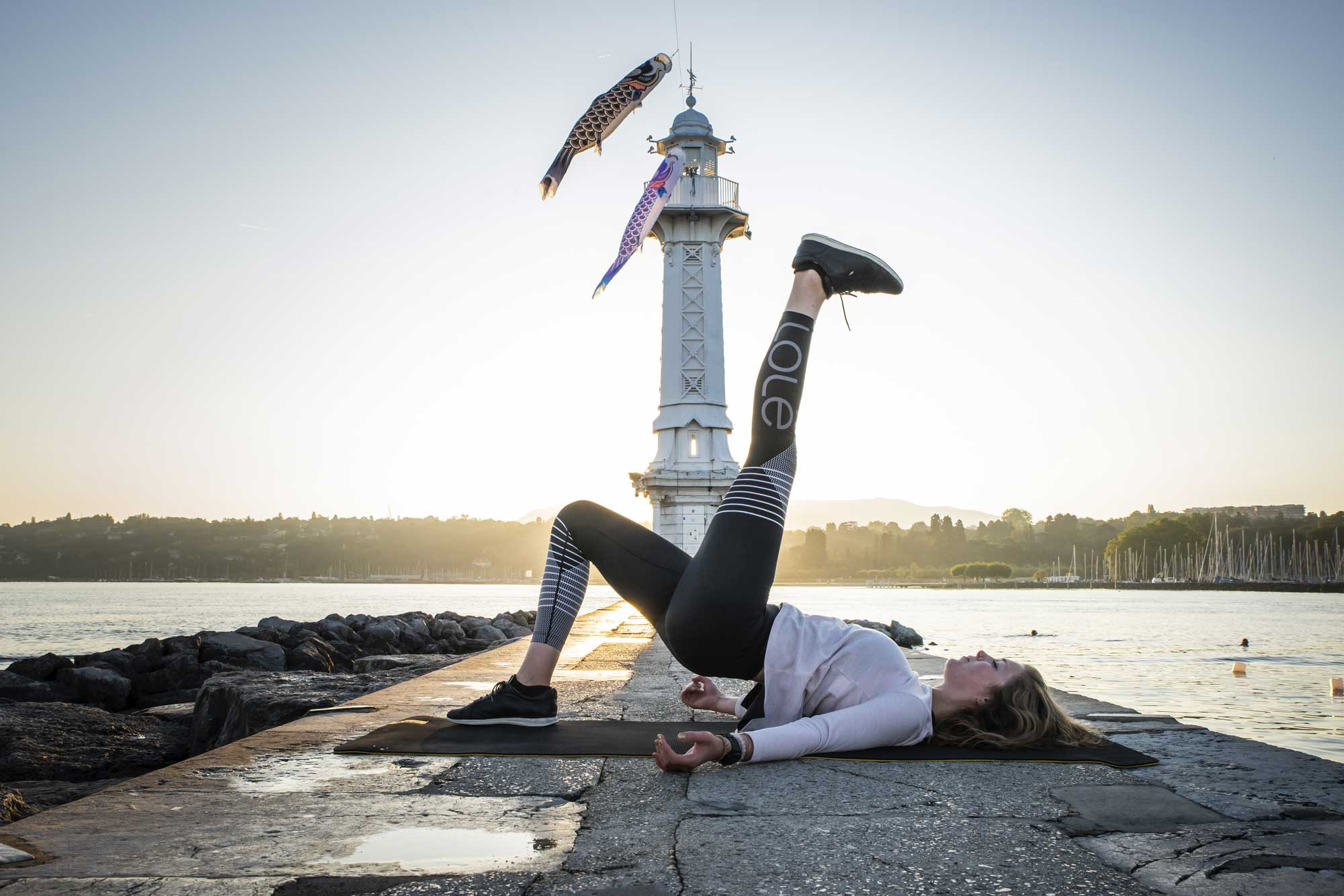 pont pilates - Cours de mouvement